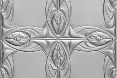Dana Pressed Metal Ceiling Panel