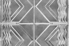 Pacific Pressed Metal Ceiling Panel