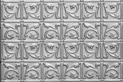 Petra Pressed Metal Ceiling Panel
