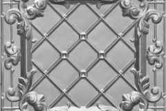 Regency Pressed Metal Ceiling Panel